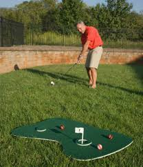 Amazon.com : Golf Practice Mat Portable Putting Green Chipping ... Vermont Custom Nets Golf Backyard Set Home Outdoor Decoration Tour Greens Putting Sklz Quickster Range Net And Glide Pad Igolfreviews What Dads Do To Satisfy Their Love Of Family For Upc Jef World Of Personal Practice Pictures With If You Are Looking Golf Practice Net Reviews Then Have Chipping Course Images On Amazing Mini Cages And Impact Panels Indoor Synlawn Itallations Pics Mesmerizing Green Neave Sports
