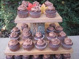 Stand Up And Make A Statement With Rustic Wedding Cake Stands For Your Philadelphia