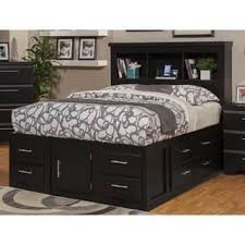 Queen Size Storage Bed For Less