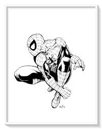 Libro De Spiderman Para Colorear Pdf 🥇 Biblioteca De Imágenes Online