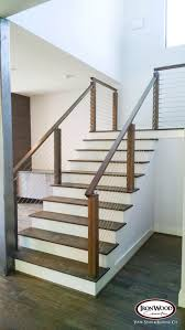 Cable Railing Systems | Diy Cable Railing | Indoor Stair Railing ... Wood Stair Railing Kits Outdoor Ideas Modern Stairs And Kitchen Design Karina Modular Staircase Kit Metal Steel Spiral Interior John Robinson House Decor Shop At Lowescom Indoor Railings Wooden Designs Contempo Images Of Lowes For Your Arke Parts The Home Depot Fresh 19282 Bearing Net Grill 20 Best Oak Handrails Caps Posts Spindles Stair Railings Interior Interior Rail Ideas Pinterest
