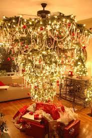 Upside Down Clipart Christmas Tree 6