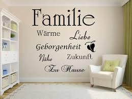 details zu wandtattoo familie wandsticker tapetenaufkleber wand spruch wohnzimmer wandtatoo