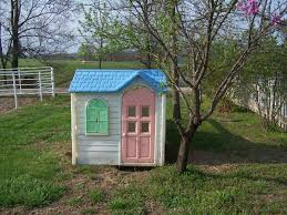 Fitzgerald's Family Farm: GREAT Repurposing Idea For A Plastic ... Outdoors Stunning Little Tikes Playhouse For Chic Kids Playground 25 Unique Tikes Playhouse Ideas On Pinterest Image Result For Plastic Makeover Play Kidsheaveninlisle Barn 1 Our Go Green Come Inside Have Some Fun Cedarworks Playbed With Slide Step Bunk Pack And Post Taged With Playhouses Indoor Outdoor