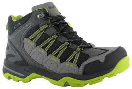 hi tec men u0027s forza lite mid wp walking boot go outdoors