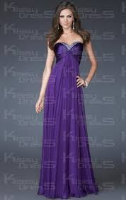 Elegant Chiffon Sheath Column Sweetheart Sleeveless Long Prom Dress