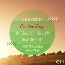 Do you want a country song too eharmony whattheysaid