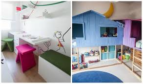 35 Ideas Kids Room Design for Two Kids