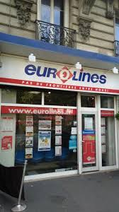 bureau eurolines eurolines agence de voyages 75 bis boulevard clichy 75009