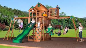 Plastic Playground Sets For Backyards   Home Outdoor Decoration Playsets Swing Sets Parks Playhouses The Home Depot Backyard Discovery Prescott Cedar Wooden Set Picture With Home Decor Fantastic Frame Garden Inspiring Outdoor Playground Design Ideas Lowes Kids Playhouseturn Our Swing Set Into This Maybe Shop At Lowescom Somerset Wood Image Breathtaking Swings Slides Toys Walmartcom Ipirations Create Creativity Your Child