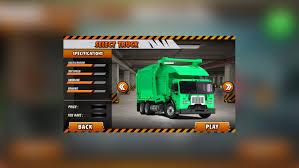 100 Top Truck Games ArtStation Garbage Truck Game Ui Haris Mirza