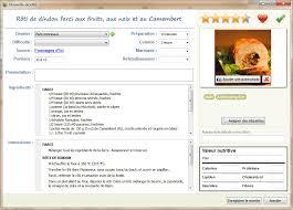 recette de cuisine en modele recette cuisine word idée de modèle de cuisine