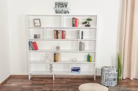 regal easy möbel s12 buche vollholz massiv weiß lackiert 167 x 174 x 20 cm h x b x t