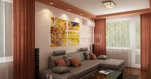 raumgestaltung ideen in warmen erdtönen wohnzimmer