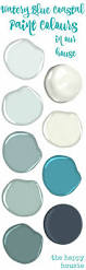 Teal Bathroom Paint Ideas by Best 25 Watery Paint Color Ideas On Pinterest Refurbished