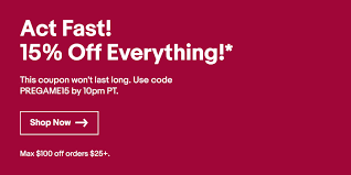 EBay Takes 15% Off Sitewide In Early Labor Day Sale: Apple ...