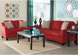 Furniture World Petal MS Hannin Spice Sofa & Loveseat