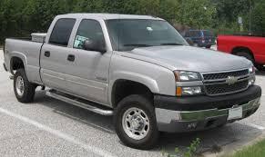 Chevrolet Silverado 2500 HD #Used #Engine Description: 6.0L (VIN U ...