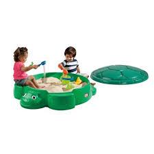 bac a couvercle tortue bac à bicolore avec couvercle tikes jeux d