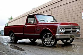 1969 GMC Pickup - Information And Photos - MOMENTcar
