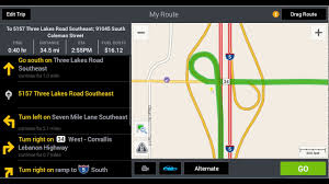 100 Gps Truck Route How To Do A Truck Permit Route Using CoPilot 9 Laptop GPS