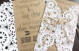 Rustic Wedding Ideas 50 Unique DIY Invitation
