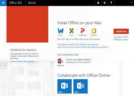 Installing Microsoft fice Students