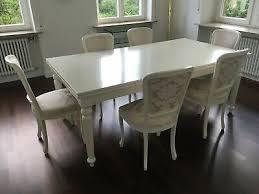 esszimmer buffet 10 stühle ausziehbarer tisch marke