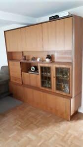 wohnzimmerschrank mit barfach in buche für selbstbastler diy