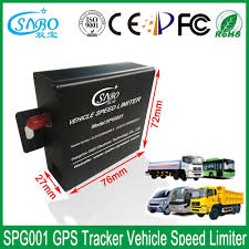 100 Truck Tracker Electronic Mechanical Speed Governor Speed Limiter GPS Tracking