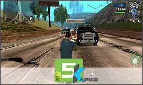 Screen Shorts of GTA 5 apk Android App v1 08