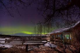 Northern Lights Saloon Home