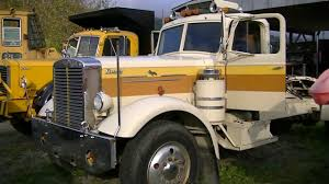 1954 LTL Mack Truck - YouTube