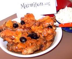 cuisiner les filets de poulet filets de poulet à la marocaine recette de filets de poulet à la