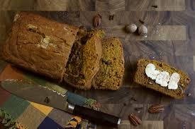 Skinnytaste Pumpkin Bread by Bread Laureen The Cooking Queen