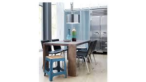 phoenix carbon grey chair cb2