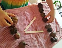 More Or Less Math With Montessori Natural Loose Parts Practical Ways To Organise Effective Work