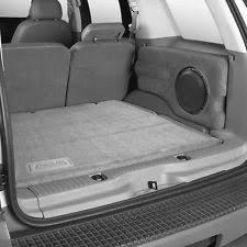 lund 6110038 nifty catch all rear cargo custom fit floor mat liner