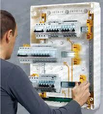 tableau electrique 3 rangées 18 modules menuiserie image et conseil