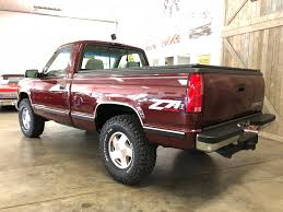 100 1998 Chevy Truck For Sale Chevrolet Silverado 1500 Z71 For Sale 99663 MCG