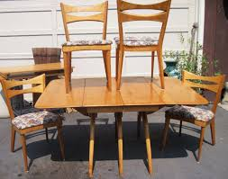 Heywood Wakefield Dresser Los Angeles by Sold For 1 100 In Sept 2015 Wishbone Table 4 Chairs And 2