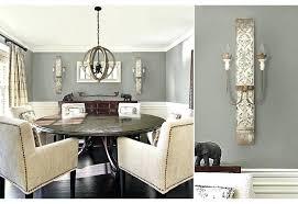 dining room wall sconce rustic pillar wall sconce light