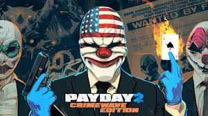 Payday 2 Halloween Masks Disappear by Payday 2 Crimewave Edition Coming To Xbox One And Playstation 4