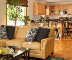 Warm Colors For A Living Room by Color That Work Well In Combination With Black Furniture