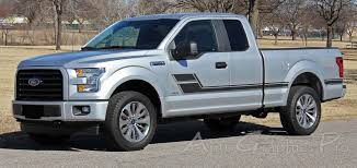 100 Fast Ford Trucks Vinyl Graphic Stripes Decals Kits Vehicle Specific Accent Striping