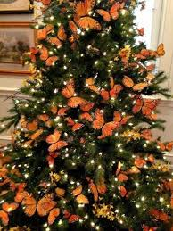 Lil Has Asked For A Butterfly Christmas Tree This Year