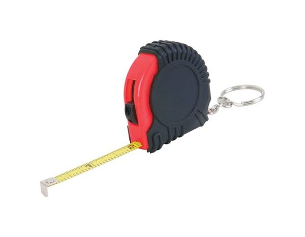 Home Plus AC201410 6 ft. Tape Measure Keychain (Pack of 20)