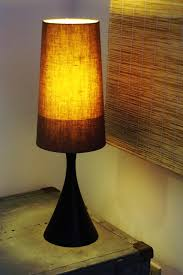 Vintage Danish Mid Century Modern Lamp Shades