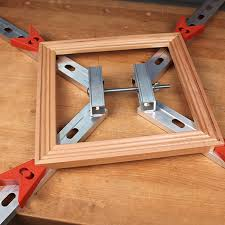 Adjustable Four Corner Frame Clamp