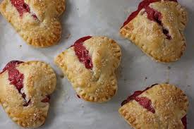 Heart Shaped Mini Pies & Pie Pops 2 Filling Options So cute